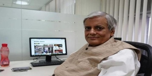 Senior journalist Neelabh Mishra passes away