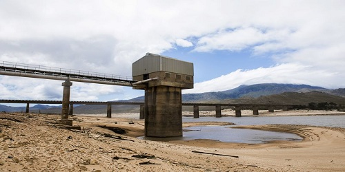 South Africa declares drought a 'national disaster'