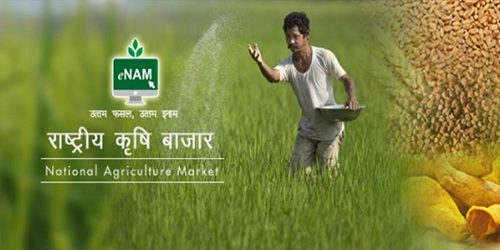Union Agriculture Minister Radha Mohan Singh launches 6 new features of National Agriculture Market (e-NAM) platform