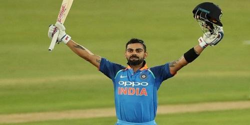 Virat Kohli first batsman ever to score 500 runs in bilateral ODI series