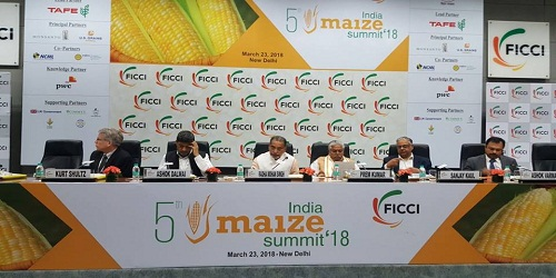 5th India Maize Summit held in New Delhi