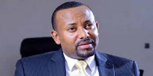 Abiye Ahmed elected as Prime Minister of Ethiopia