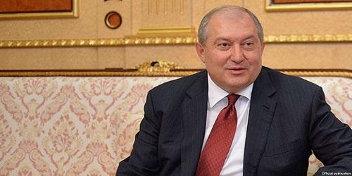 Armen Sarkisian elected as President of Armenia