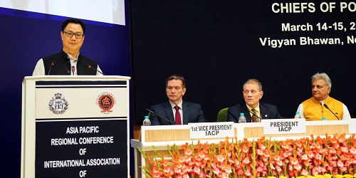 Asia-Pacific Regional Conference of IACP held in New Delhi