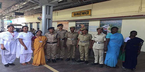 Banaswadi becomes first all-woman railway station in South Western Railway zone