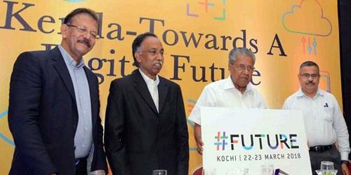 CM Pinarayi Vijayan launches M-Kerala app at Kerala's first global digital summit