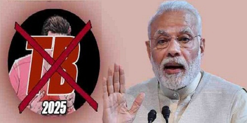 Delhi End TB Summit, PM Modi launches campaign to eradicate TB from India by 2025
