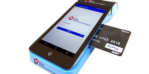 Fino Payments Bank introduces mPoS