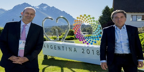 G-20 Ministers meeting held in Argentina