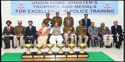 Government institutes award for best investigators of crime