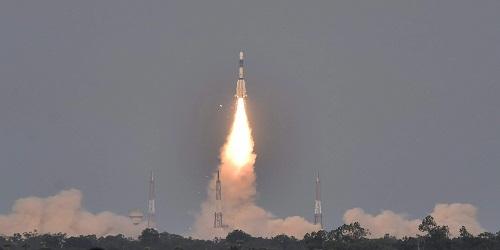 ISRO's GSLV rocket injects GSAT-6A communication satellite into orbit