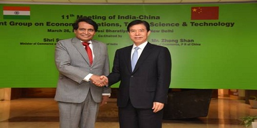 India, China agree to renegotiate bilateral trade and investment agreement