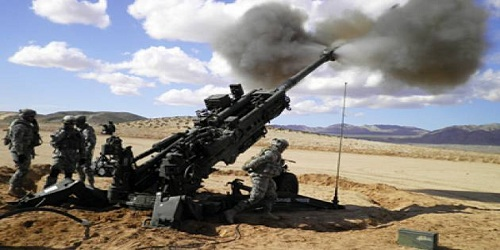 India-US team test-fires M777 ultra-light howitzers in Pokhran