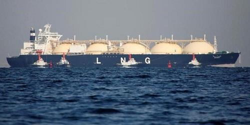 India gets 1st US LNG shipment at Dabhol