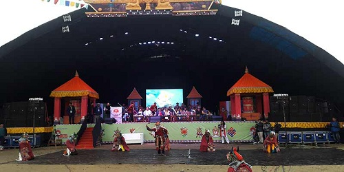 Itanagar celebrates Silver Jubilee of Losar festival