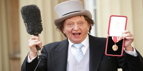 Legendary comedian Ken Dodd passes away