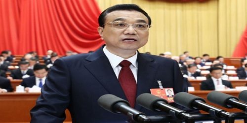 Li Keqiang re-elected as Prime Minister of China for second term