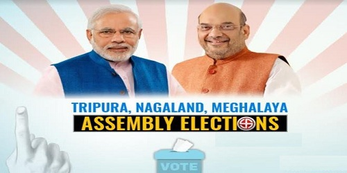 North East Assembly Elections 2018 - Results