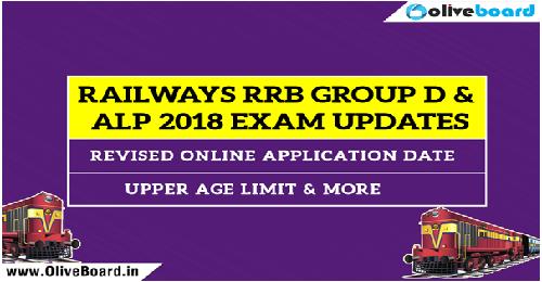Railways RRB Group D & ALP 2018 Exam