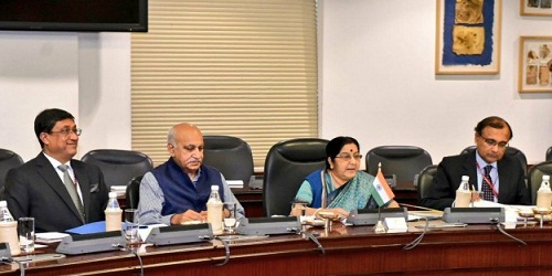 Seventh India-Egypt Joint Commission meeting held in New Delhi