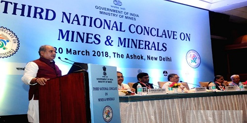 Third edition of National Conclave on Mines and Minerals held in Delhi