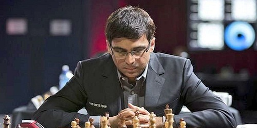 Viswanathan Anand wins Rapid event at the 11thTal Memorial Chess