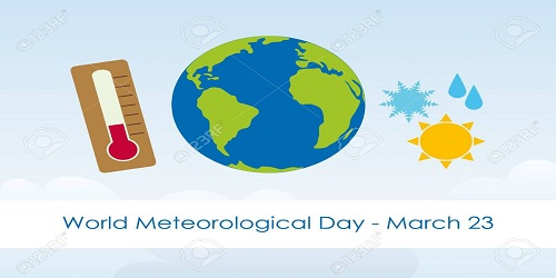 World Meteorological Day - March 23