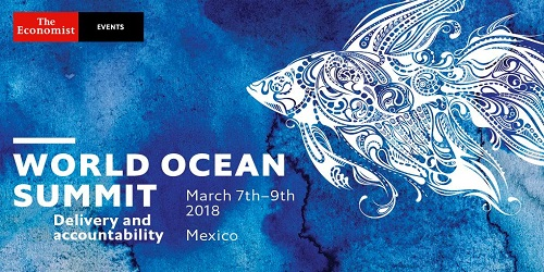 World Ocean Summit 2018 held in Mexico