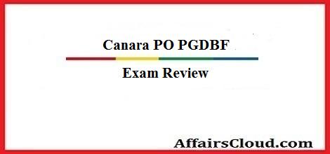 canara-pgdbf-review