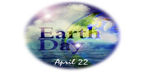 World Earth Day – April 22