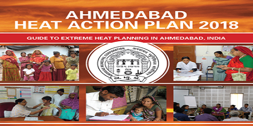 Ahmedabad Municipal Corporation launched 6th edition of Heat Action Plan