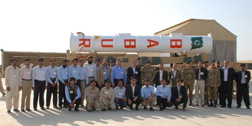 Pakistan successfully test fires enhanced version of Babur cruise missile