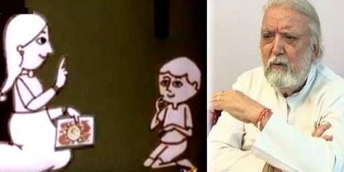 Indian animation expert Bhimsain Khurana passed away