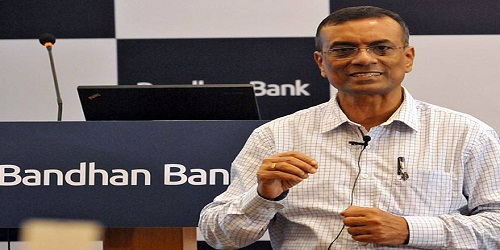 Chandra Shekhar Ghosh re-appointed as MD & CEO of Bandhan Bank