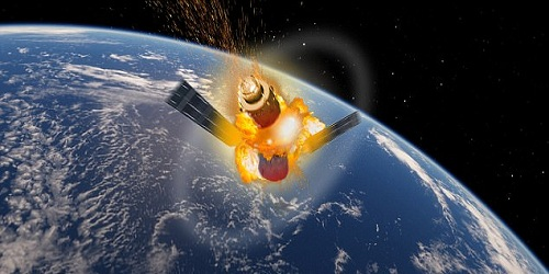 China's Tiangong-1 space lab set to hit Earth