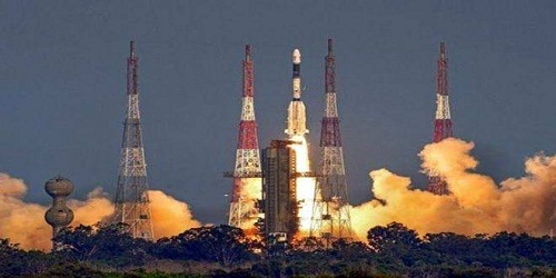 ISRO launched the navigation satellite IRNSS-1L