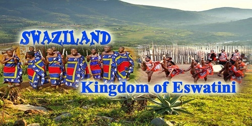 Swaziland King changes his country's name to 'Kingdom of eSwatini'