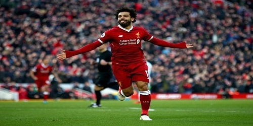 Mohamed Salah Crowned PFA Player Of The Year