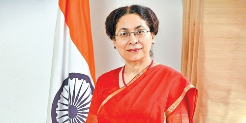 Narinder Chauhan appointed as the next Ambassador of India to the Czech Republic On 26thApril 2018, Narinder Chauhan was appointed as the next Ambassador of India to the Czech Republic. Narinder Chauhan - next Ambassador of India to the Czech Republic: i.Narinder Chauhan is an Indian Foreign Service Officer (IFS) of the batch 1985. She is at present the Ambassador of India to the Republic of Serbia. ii.She has been appointed as the next Ambassador of India to the Czech Republic. She will take up this new assignment soon.