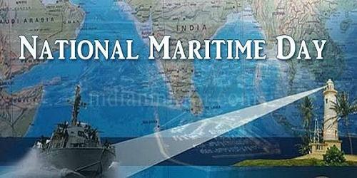 National maritime Day – 5 April