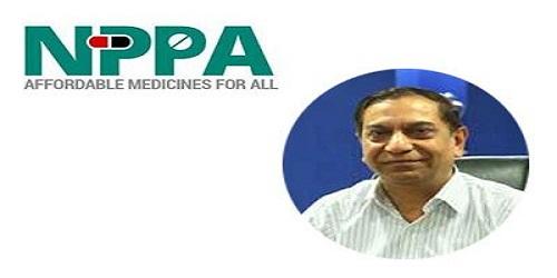 Rakesh Kumar Vats given additional charge of NPPA Chairman