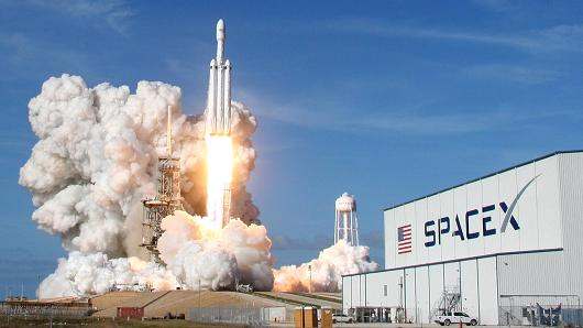 SpaceX successfully launched its Falcon 9 rocket
