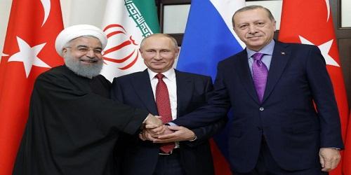Turkey hosts critical summit on Syria with Russia, Iran