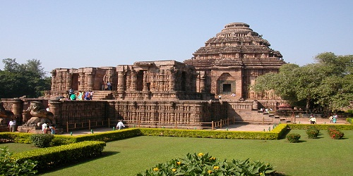 World-Class tourist amenities unveiled at Konark Sun Temple