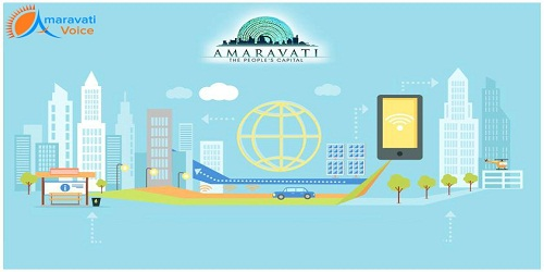 Andhra transforming its capital into world class city