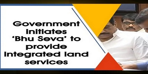 Lands get unique number in Andhra's new project 'Bhu Seva'