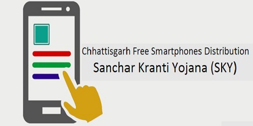 Chhattisgarh Govt to distribute free smartphones to over 50 lakh people