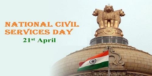 National Civil Service Day – April 21