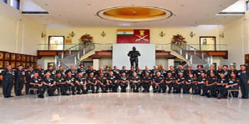 Biannual Army Commanders' Conference to commence in New Delhi