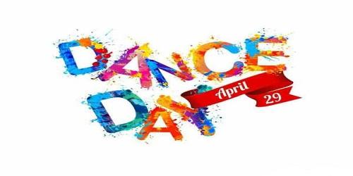 International Dance Day –April 29, 2018